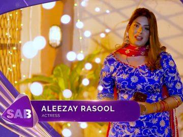 Aleezay Rasool
